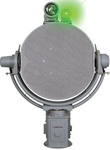 LRAD - GREEN LASER DAZZLER (SHOWN WITH LRAD-RX)