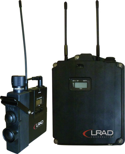 LRAD - LRAD WIRELESS SYSTEM