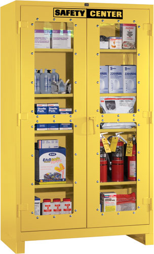 Lyon - Safety Center Cabinet
