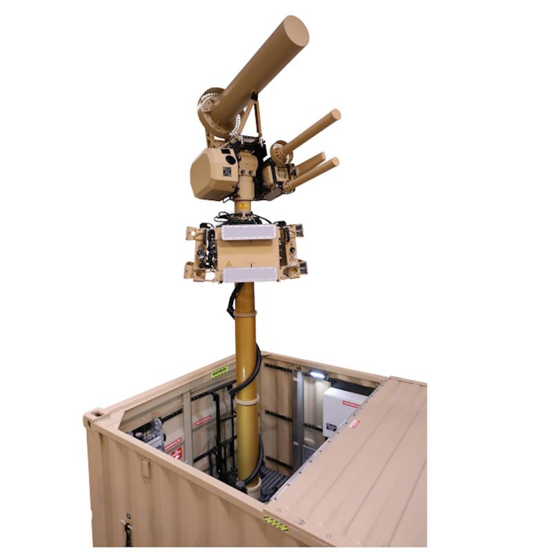 Liteye - AUDS (Anti-UAV Defense System)