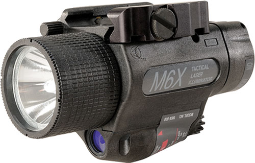 L-3 Insight - M6X TACTICAL ILLUMINATOR WITH VISIBLE LASER (VBL)