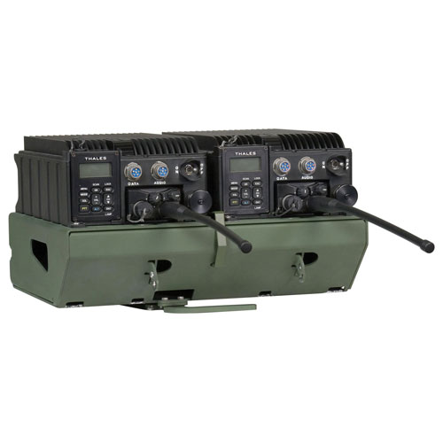 Thales - AN/VRC-111 VEHICLE ADAPTER AMPLIFIER
