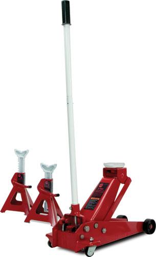 MAC Tools - 3-TON JACK & 3-TON JACK STANDS