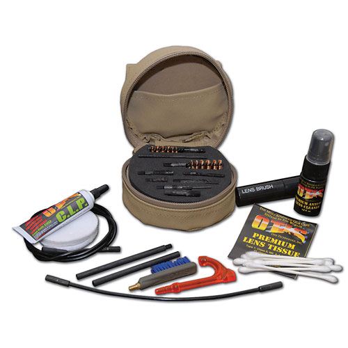OTIS - M4/M16 SOFT PACK CLEANING SYSTEM
