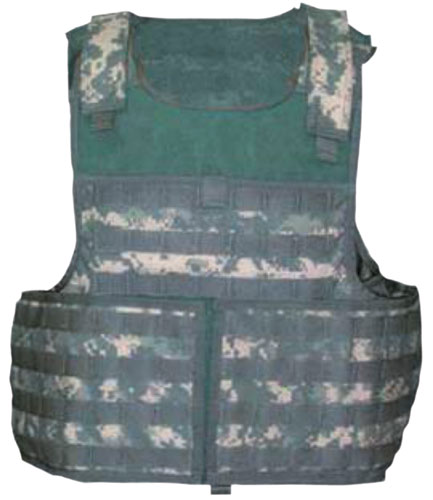 Survival Armor - RELEASABLE TACTICAL VEST