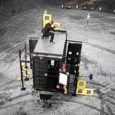 BeaverFit - Mobile Range Locker