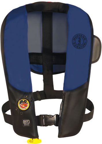 Mustang Survival - HIT Inflatable PFD for Law Enforcement
