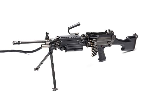 InVeris - Tethered Weapon Simulators
