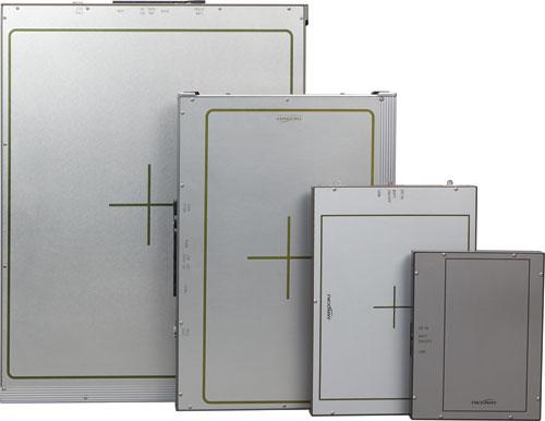 NexRay (MSPT) - X-Ray Image Capture Units
