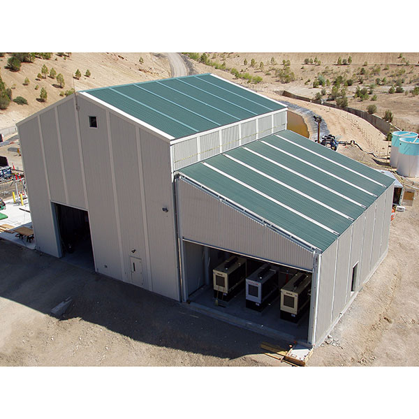 Dogwood Industries - Olympic Folding Building (OFB)