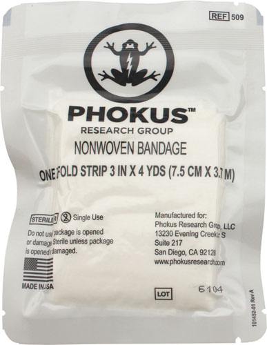 Phokus Research Group - Phokus Frog Gauze