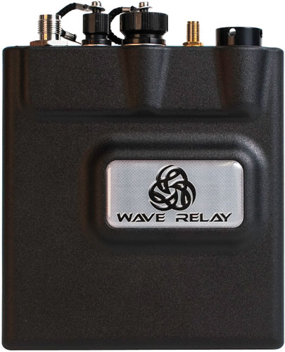Persistent Systems - Wave Relay® Man Portable Unit Gen 3 Single/Dual
