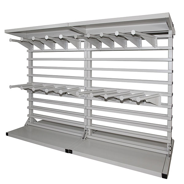 Spacesaver - Parachute Rack