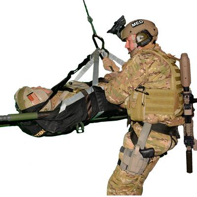 Tactical Medical Solutions (TMS) - Phantom® Hoist