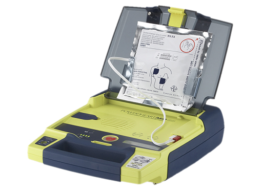 Cardiac Science - POWERHEART AED G3 Semi-Automatic Package
