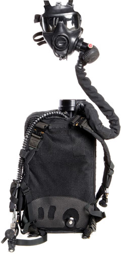 Special Projects Operations - SHIELD Hybrid Life-Support Device (SCBA/PAPR)