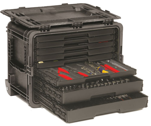 Snap-On - 18 Inch All Weather Mobile Storage Chest