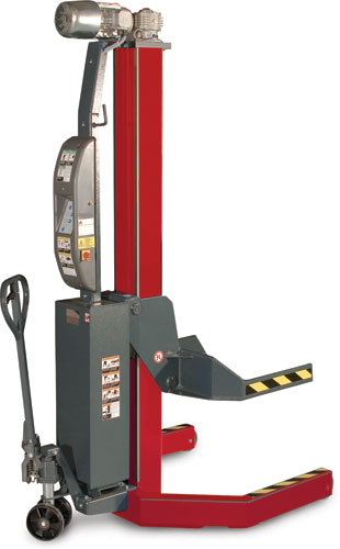 Snap-On - Wireless Lift System