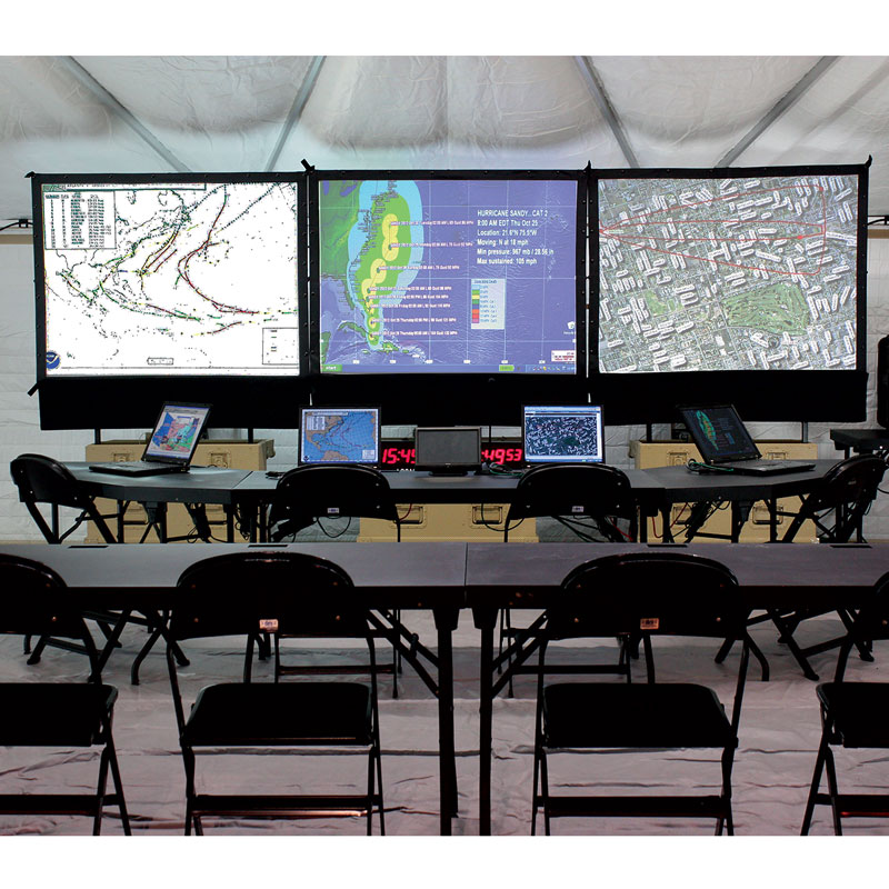 HDT Global - NANO RAPID TACTICAL OPERATIONS CENTER (NRTOC)