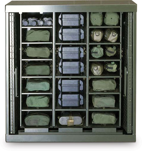 Spacesaver - Optics Storage