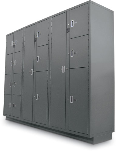 Spacesaver - Security Storage Lockers