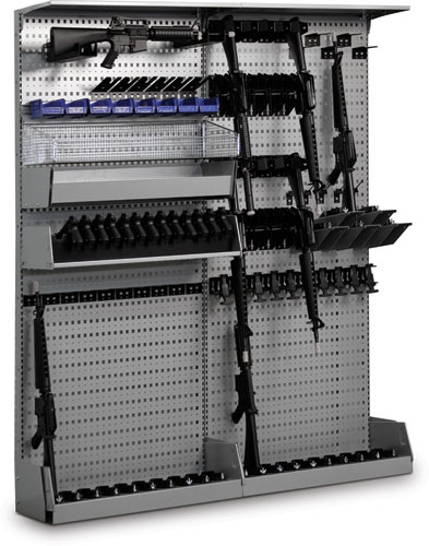 Spacesaver - WeaponWRX™ Firearm Storage System