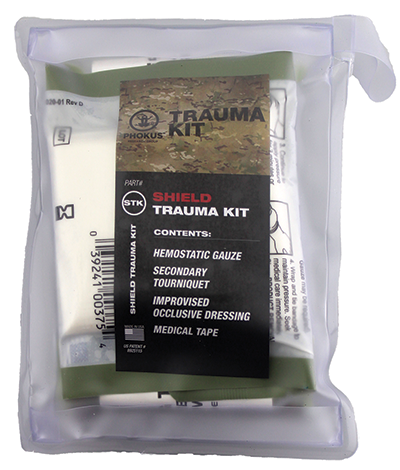 Phokus Research Group - Shield Trauma Kit