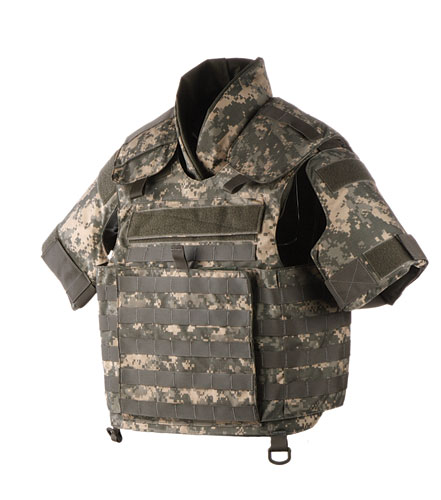 Survival Armor - SPIRIT TACTICAL BALLISTIC VEST
