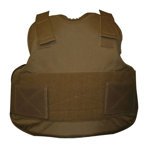 Survival Armor - CONCEALABLE TACTICAL CARRIER
