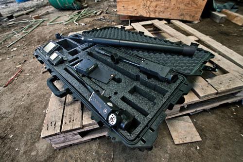 Tactical Electronics - Tactical Inspection Kit