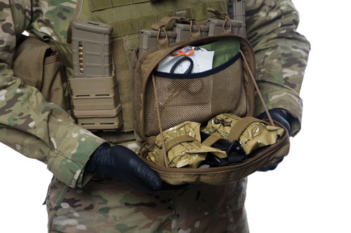 Tactical Medical Solutions (TMS) - Combat Medic Pouch