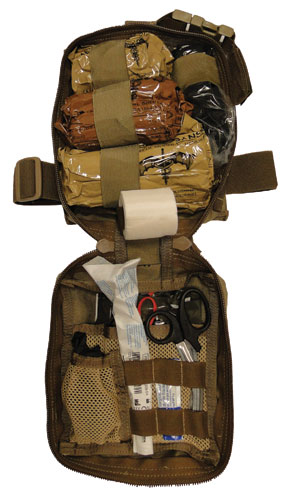 Tactical Medical Solutions (TMS) - Convertible Drop Leg Pouch Advanced