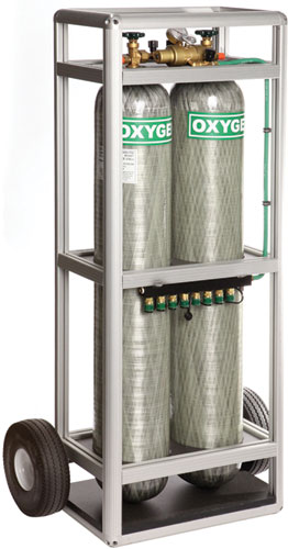 Special Projects Operations - Twin Volume Oxygen Storage System (TVOSS)