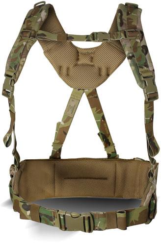 TYR Tactical - Brokos Belt Jungle Kit