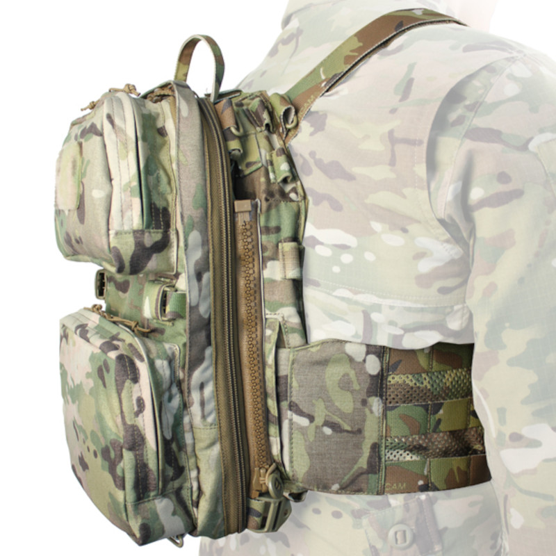 TYR Tactical - Huron Collapsible Direct Action Assaulters Pack