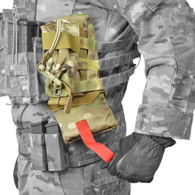Tactical Medical Solutions (TMS) - Adaptive First Aid Kit (AFAK)