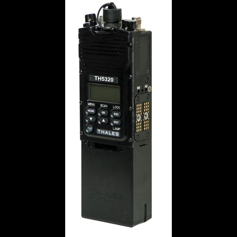 Thales - TH5320/TH5325 IMBITR® Simultaneous 2-Channel Secure Team Radio (Non Type-1 IMBITR)