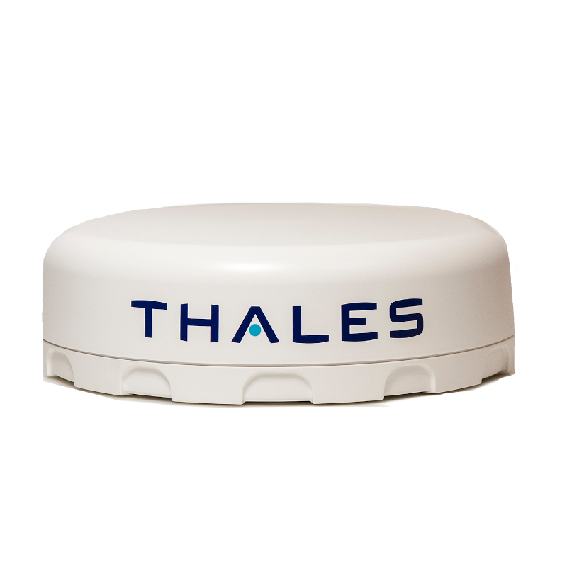 Thales - MissionLINK® Mobile Satellite Communications