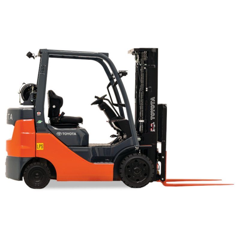 Toyota Material Handling - Core IC Cushion Forklift