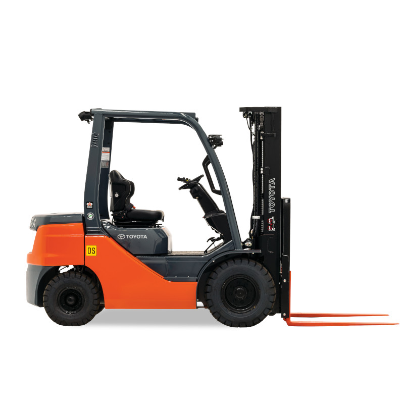 Toyota Material Handling - Core IC Pneumatic Forklift