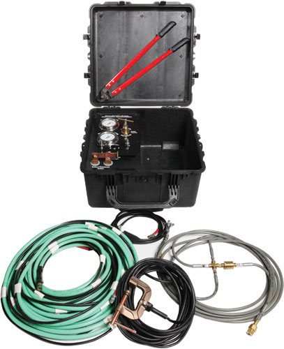 Special Projects Operations - Diver Construction Unit (Underwater Exothermic)