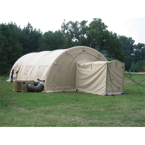 HDT Global - AirBeam Shelter - Model 2021