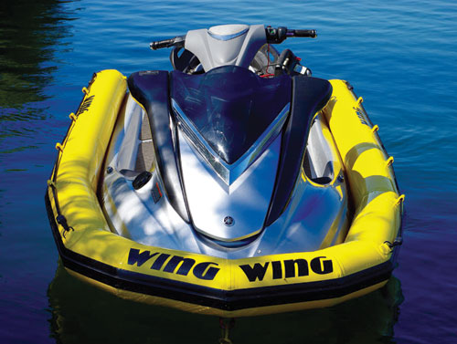 Wing Inflatables - Wing SkiCollar™