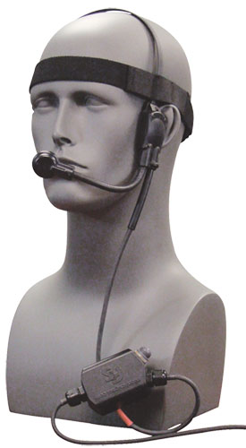Atlantic Signal - MH180V-AA AMPHIBIOUS ASSAULT HEADSET
