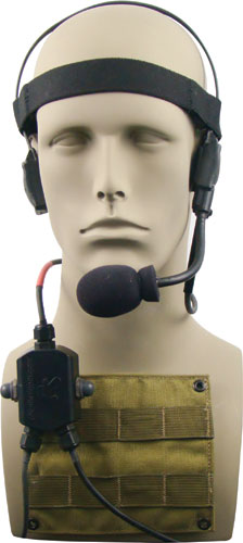 Atlantic Signal - Amphibious Assault 20 Meter Submersible Tactical Headset