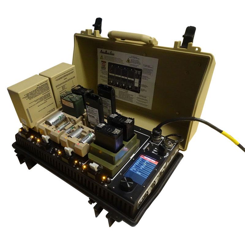 Bren-Tronics - Advanced Battery Charger (ABC)
