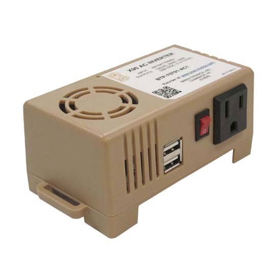 Bren-Tronics - AC Inverter and USB Charger for X90 Batteries