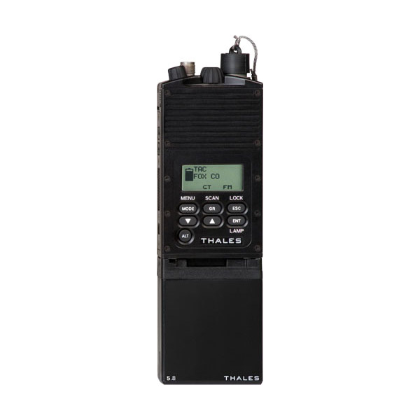 Thales - PRC6809 Multiband Inter/Intra Team Radio (Non-Type 1 MBITR)