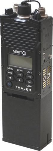 Thales - AN/PRC-148B MBITR2