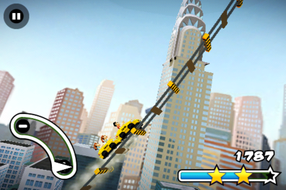 3d rollercoaster rush. New york for android download apk free.